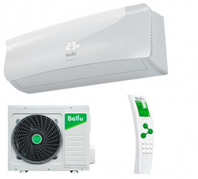 Ballu BSA-07 HN1_15Y i Green